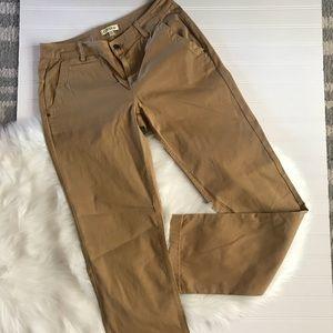 Orvis Khaki Slacks Pants Excellent Condition